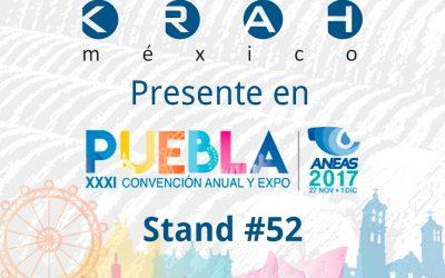 KRAH MÉXICO PRESENTE EN EXPO ANEAS 2017
