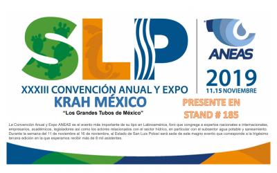 Krah México: Presente en ANEAS 2019